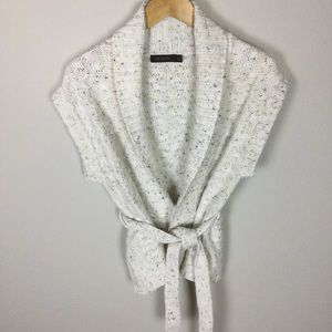 The Limited belted cardigan size M